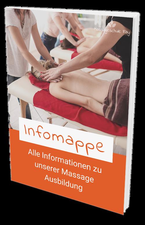 Massage Ausbildung Stuttgart Infomappe